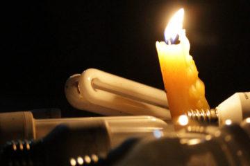 Los habitantes han contado con luz en la zona por periodos cortos de tres o cinco horas por día