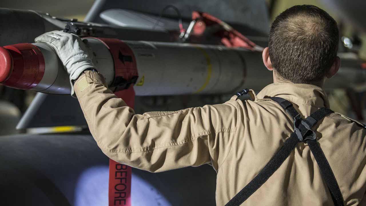 Las naciones bombardearon diversos puntos del país en el que se fabricaban armas químicas