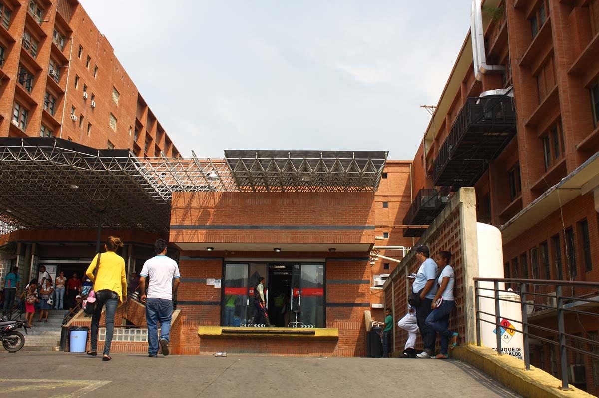 En el centro hospitalario del estado Anzoátegui han sido víctima de catorce robos en lo que va de 2018