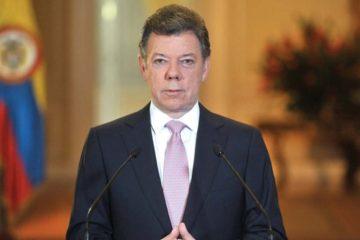 El mandatario apoyó las medidas de Estados Unidos y le hizo un llamado al presidente venezolano a aceptar la ayuda humanitaria