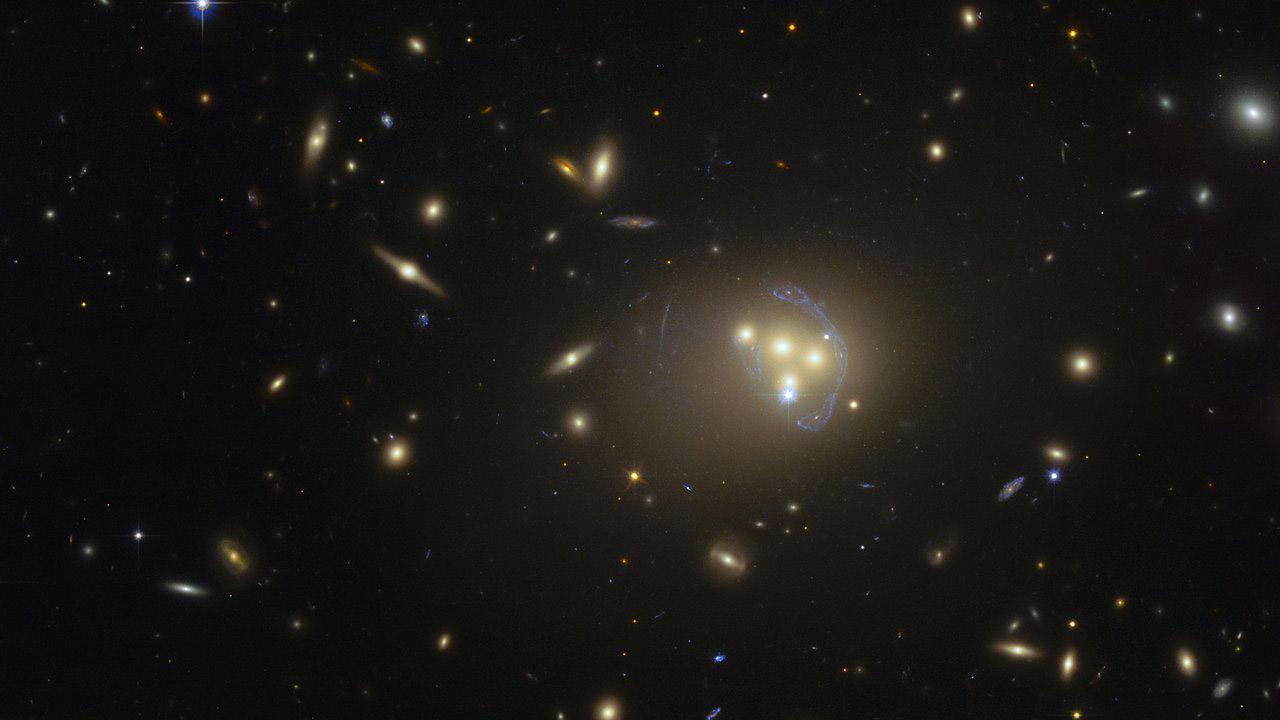 """Doble Llave - Materia oscura """"sólo interactúa con la gravedad"""""""