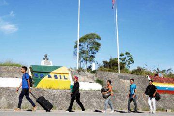 Datos gubernamentales revelan que 52.000 venezolanos han llegado a Brasil desde 2017