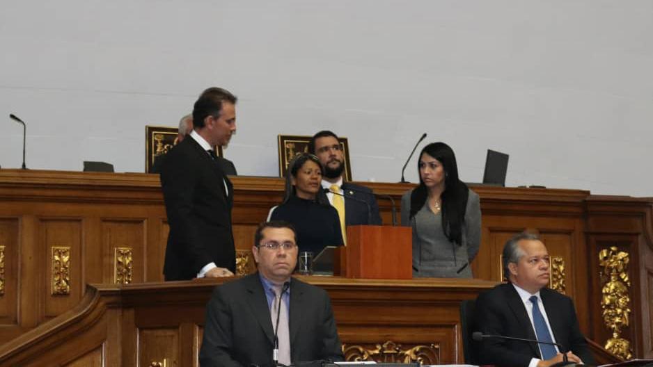 Doble Llave - AN realizó plenaria junto a familiares de caso PoliCarabobo