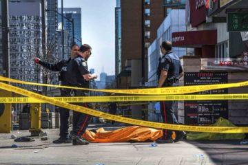 El primer ministro Justin Trudeau descartó por el momento que el ataque en North York estuviera vinculado con terrorismo