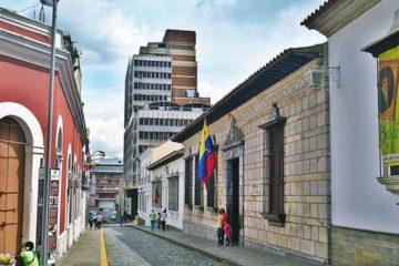 La orden de expropiación se realizará con el propósito de recuperar, rehabilitar y revitalizar el casco histórico de Caracas.