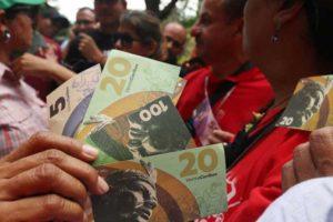 El nuevo sistema monetario estará integrado por billetes de 5, 10, 20, 50 y 100 caribes