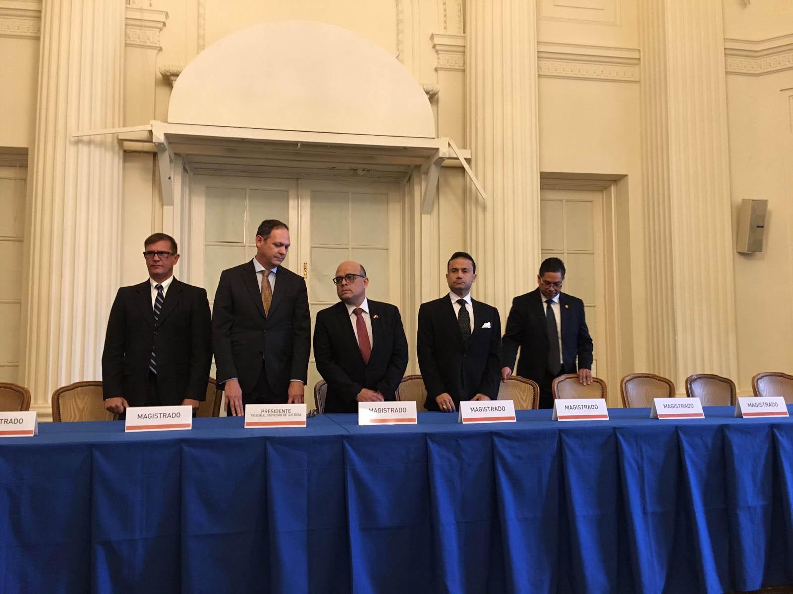 El ente judicial seguirá con el proceso contra el presidente de Venezuela por casos de corrupción