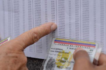 El documento, disponible en el portal web de la institución, verifica los datos de ubicación y nombre de cada centro electoral