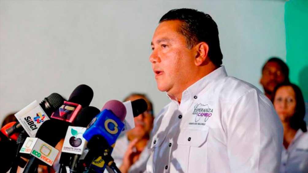 El líder del partido Esperanza por el Cambio comentó que su campaña se desarrolla positivamente