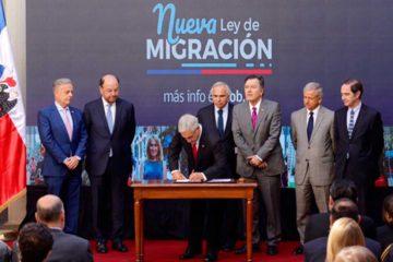 Piñera anunció un permiso de residencia temporal, prorrogable, por un año a los ciudadanos venezolanos
