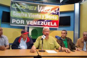 Doble Llave - Copei ratificó su incorporación al Frente Amplio de Venezuela