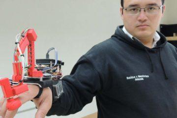 Doble Llave - Crean videojuegos y robots para terapia de rehabilitación motora
