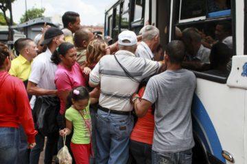 Hugo Ocando expresó que transportistas tienen dudas en cuanto al cambio de cono monetario en el país