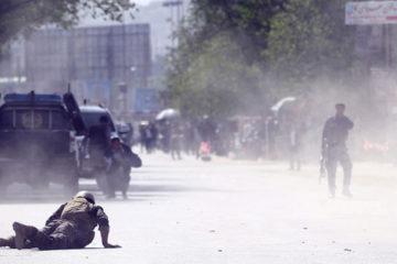Al menos ocho periodistas perdieron la vida luego de verse atrapados en una de las explosiones del atentado