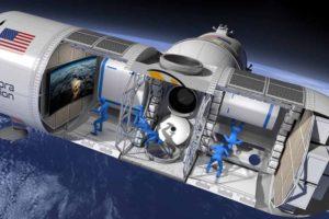 Aurora Station será el nombre del complejo modular capaz de recibir a seis personas durante 12 días