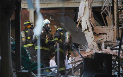 El siniestro se produjo después de que se diera la alerta por una fuga de gas, razón por la cual se había iniciado la evacuación del edificio