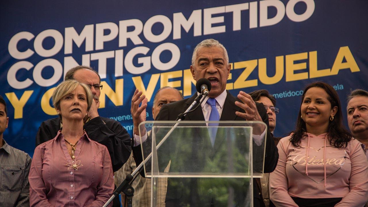 El jefe de campaña del Henri Falcón asegura que hay toldas opositoras que apoyan su candidatura a nivel regional