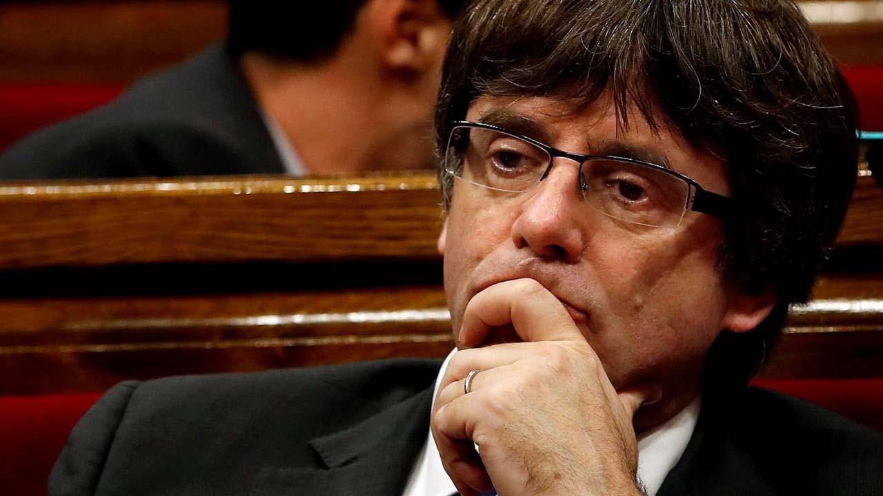 El encuentro tiene previsto facilitar datos sobre el expresidente catalán a la fiscalía alemana