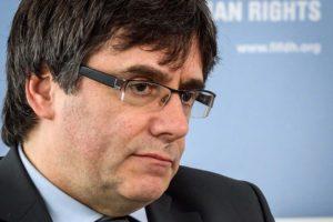 El líder soberanista fue detenido en territorio alemán el pasado 25 de marzo