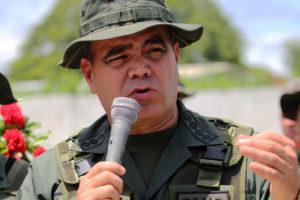 El Ministro de Defensa aseguró que el primer trimestre llegó al país la cantidad necesaria de materia prima para abastecer los anaqueles