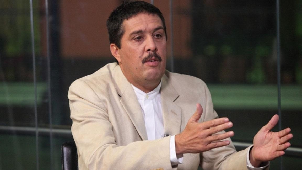 """El presidente del BCV aseguró que el flujo que permite """"alimentar la economía"""" se """"rompió"""" en Venezuela"""