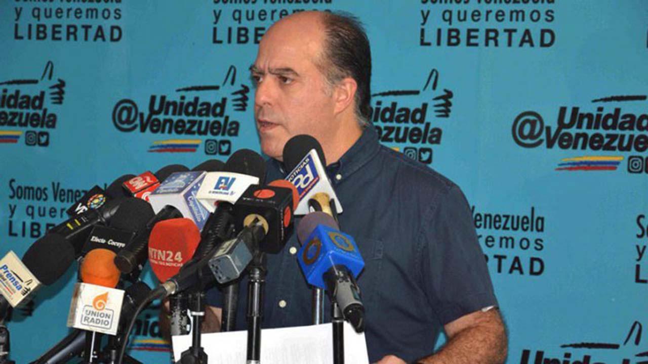 La tolda opositora aseguró que no formarán parte de un nuevo proceso de diálogo para legitimar el 20-M