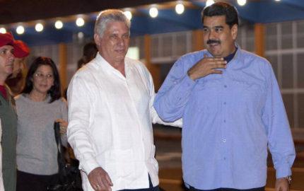 El mandatario venezolano señaló que su visita al país permitirá, entre otras cosas, fortalecer las alianzas que se tienen con la isla