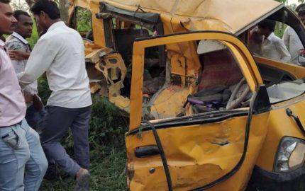 Solo en el mes de abril se ha registrado la muerte de 26 menores de edad por accidentes de tránsito