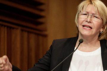 "La ex fiscal solicitó a la FANB actuar para ser ""protagonistas de la reconstrucción del país"""