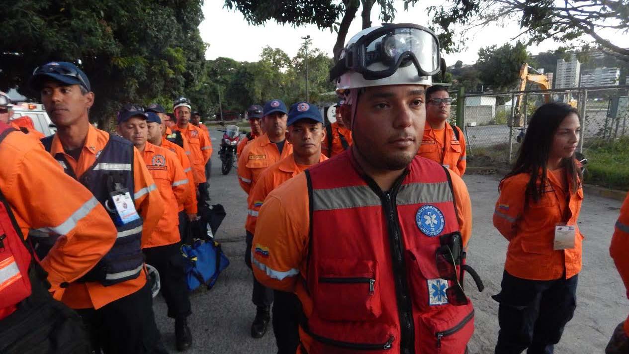 Doble Llave - PC se despliega en Mérida debido a lluvias persistentes