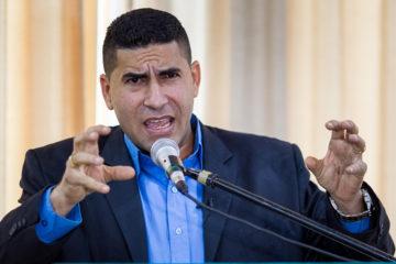 Ratti destacó que espera reunirse con su también rival en la carrera presidencial, Henri Falcón