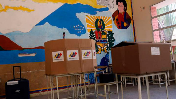 Organismos responsables de la agenda electoral inspeccionaron planteles para instalar mesas electorales