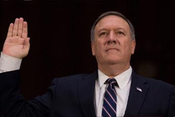 """El secretario de Estado de Estados Unidos dijo en su cuenta de Twitter que se necesita que """"el pueblo venezolano dirija el país"""""""