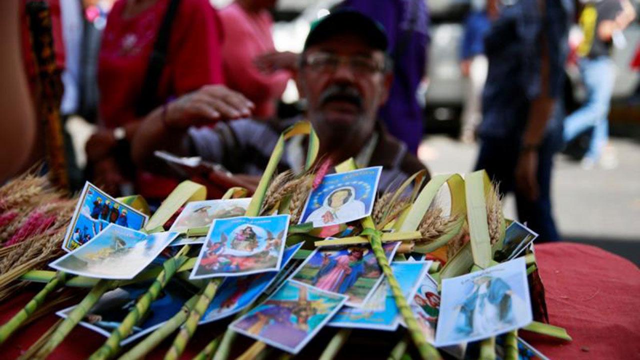 Doblellave-Presidente Maduro Que la paz siga reinando en Venezuela