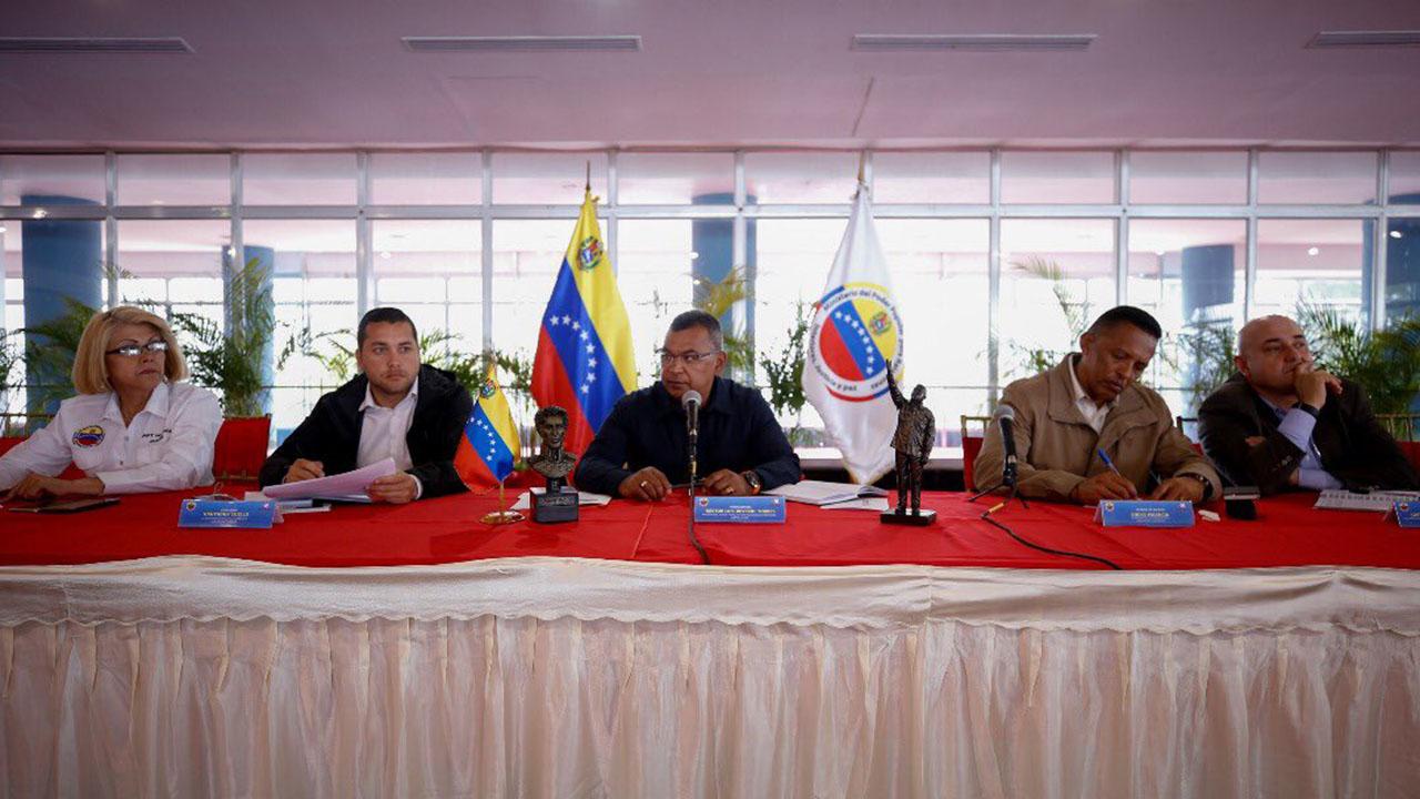 Doblellave-Reverol coordina acciones de seguridad para elecciones del #20May