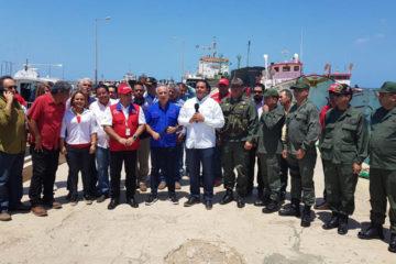 Doblellave-Venezuela retoma intercambio comercial con las Antillas Neerlendesas