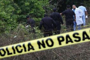 Aún no se conoce la identidad de la víctima ni el móvil de su asesinato