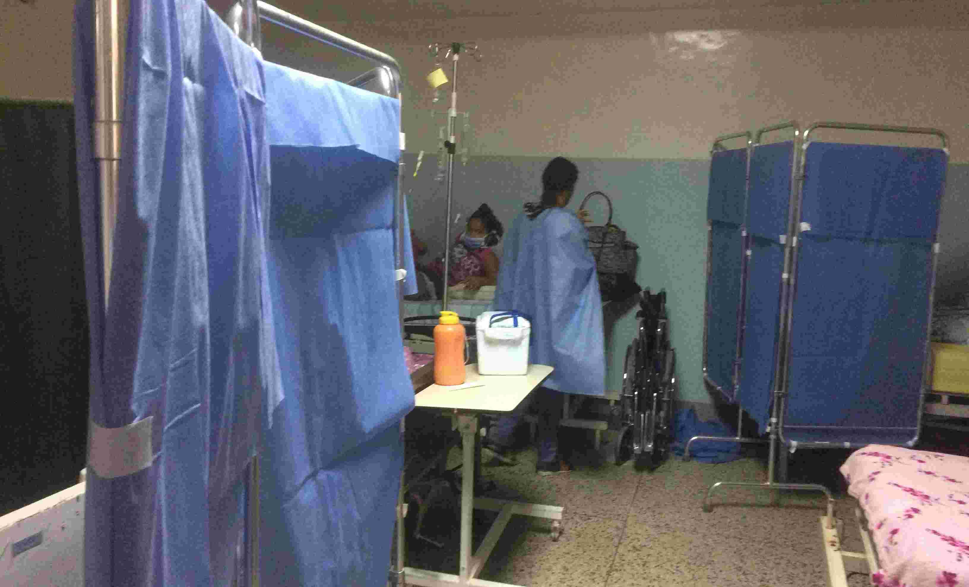Doble Llave - En los últimos 14 meses se registró la muerte de 70 pacientes niños y adolescentes con cáncer en el Hospital Universitario Dr. Ángel Larralde