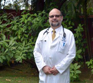 Médico internista Héctor Marcano - MVO