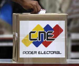 Anuncian cronograma de postulaciones para elecciones del 9-Dic