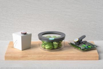 Una empresa ha creado botones inteligentes que transmiten información a tu Smartphone el estado de los alimentos