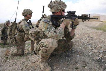Según un estudio, Estados Unidos encabeza la lista de los países que más gastaron en defensa de sus naciones