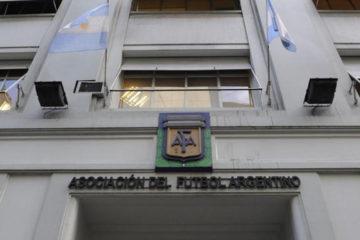 También fue allanada la oficina del gremio Futbolistas Argentinos Asociados (FAA)