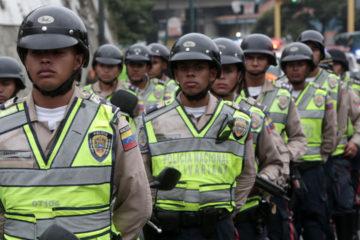 Asesinados 31 uniformados en Caracas en lo que va de 2018