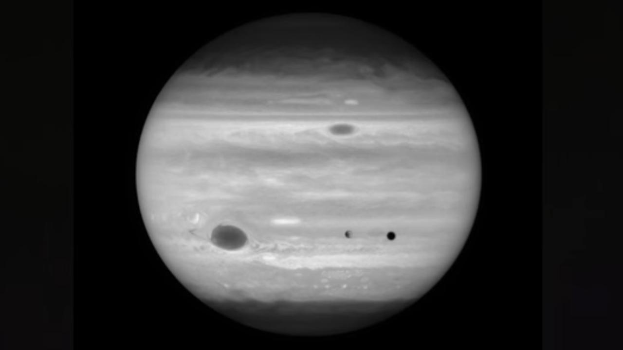 El hallazgo se basó en una misión espacial realizada por las mediciones de la nave espacial Galileo que investigó Júpiter y sus lunas en el año de 1989