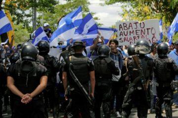 La crisis en Nicaragua ha dejado 212 muertos y al menos 1.377 heridos según los últimos informes de la CIDH
