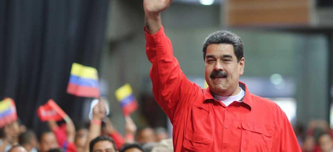 Maduro supervisó los trabajos del Plan Caracas
