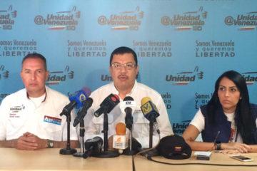 El diputado, Simón Calzadilla, informó que el exsecretario general de ese partido, Ramón Guillermo Aveledo, retornará en esa área