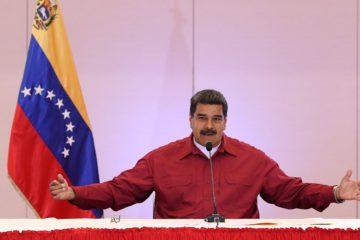 """El mandatario venezolano criticó a la OEA al señalarlos como un """"ministerio de colonias"""" para el imperialismo"""
