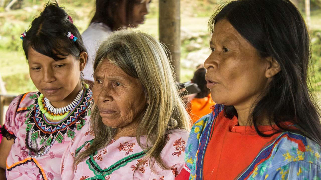 De acuerdo con el organismo, un total de 656 nativos han sido desplazados con grupos violentos